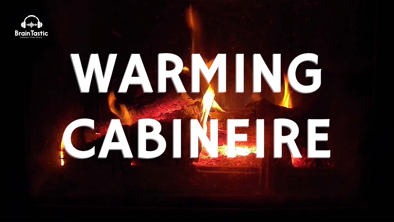 Fire Sounds - Warming Cabin Fire