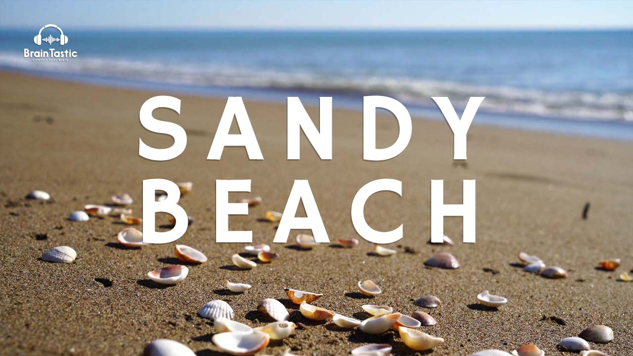 Ocean Sounds - Sandy Beach